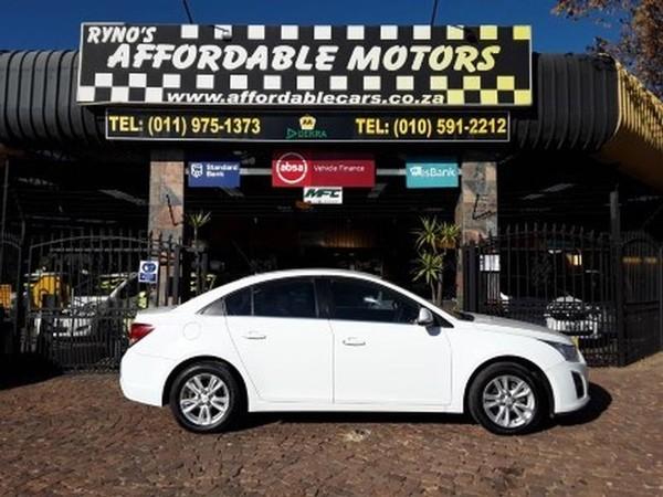 2014 Chevrolet Cruze 1.4T LS Gauteng Kempton Park_0