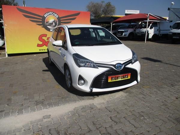 2015 Toyota Yaris 1.5 Hsd Xs 5dr hybrid  Gauteng North Riding_0