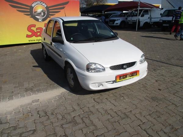 2000 Opel Corsa 160i 4d Ac  Gauteng North Riding_0