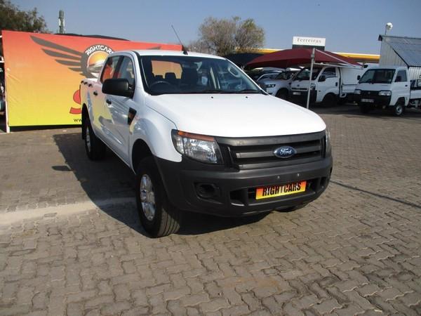 2015 Ford Ranger 2.2TDCi Double Cab Bakkie Gauteng North Riding_0