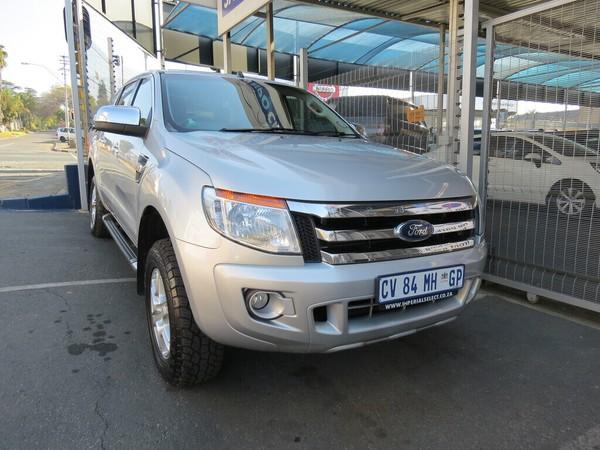 2013 Ford Ranger 3.2tdci Xlt 4x4 Pu Dc  Gauteng Johannesburg_0