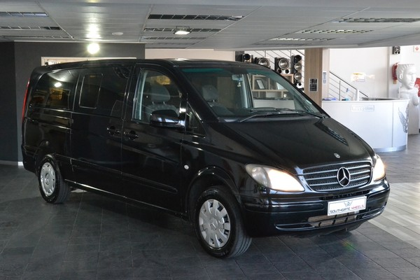 2010 Mercedes-Benz Vito 115 2.2 Cdi Fc Pv  Gauteng Roodepoort_0