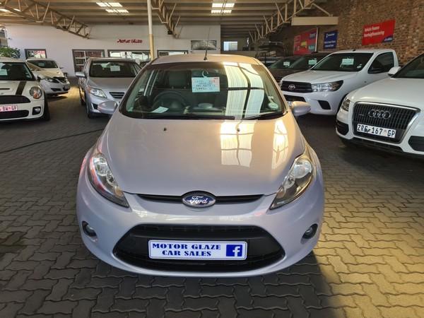 2012 Ford Fiesta 1.4i Trend 5dr  Gauteng Vereeniging_0