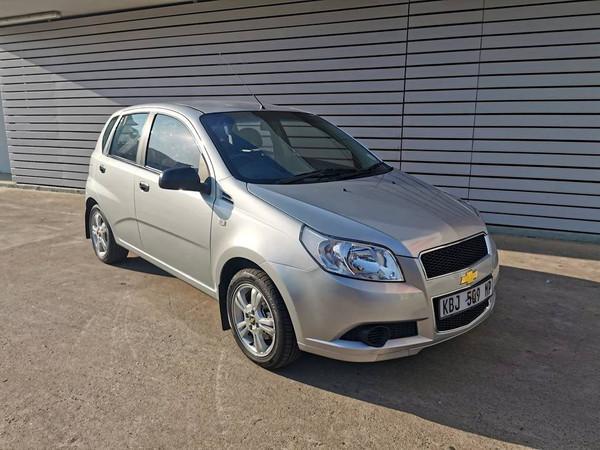2016 Chevrolet Aveo 1.6 L  Mpumalanga Barberton_0