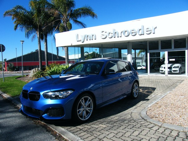2015 BMW 1 Series M135i 5DR Atf20 Western Cape George_0