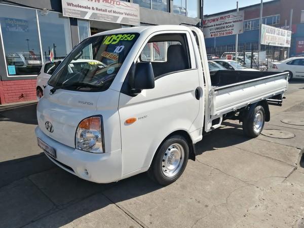 2010 Hyundai H100 Bakkie 2.6i D Fc Ds  Kwazulu Natal Durban_0