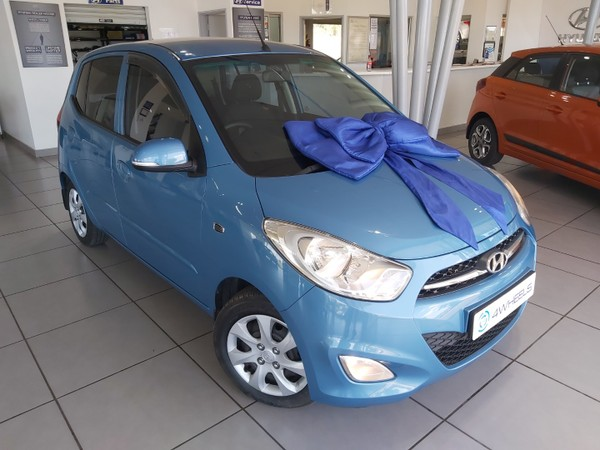 2016 Hyundai i10 1.1 Gls  North West Province Lichtenburg_0