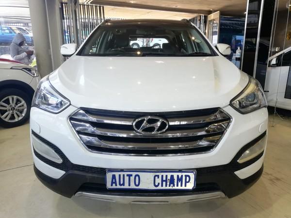 2015 Hyundai Santa Fe R2.2 Elite Auto Gauteng Johannesburg_0