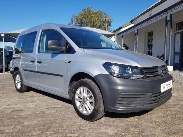 2019 Volkswagen Caddy Caddy4 Crewbus 1.6i 7-Seat Western Cape Malmesbury_0