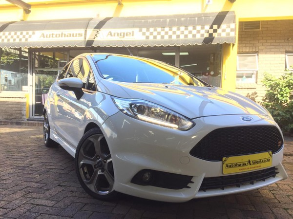 2015 Ford Fiesta ST 1.6 Ecoboost GDTi Western Cape Bellville_0