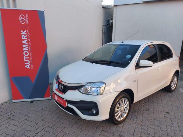 2020 Toyota Etios 1.5 Xs 5dr  Western Cape Worcester_0
