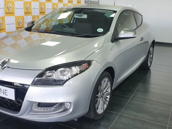 2014 Renault Megane 1.4tce Gt- Line Coupe 3dr  Western Cape Paarl_0