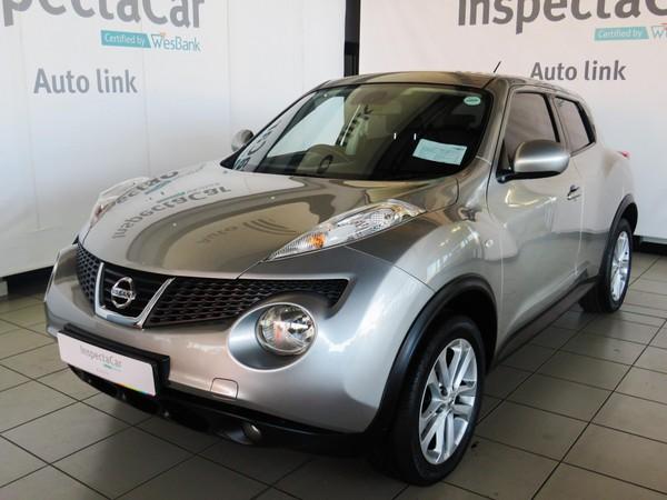 2012 Nissan Juke 1.6 Acenta   Mpumalanga Ermelo_0