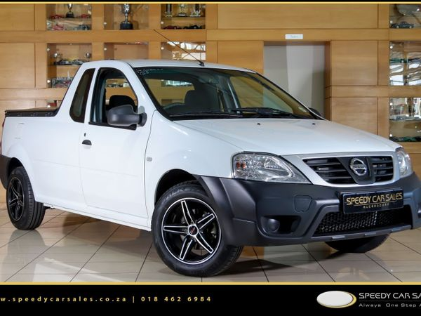 2018 Nissan NP200 1.6 Ac Pu Sc  North West Province Klerksdorp_0
