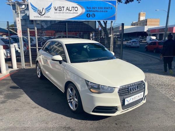 2011 Audi A1 1.4t Fsi  Attraction 3dr  Western Cape Cape Town_0