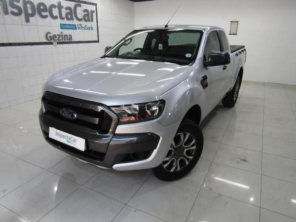 2018 Ford Ranger 2.2TDCi XL PU SUPCAB Gauteng Pretoria_0
