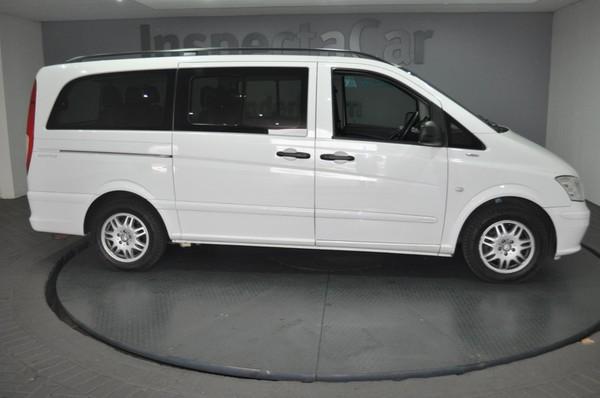 2012 Mercedes-Benz Vito 116 Cdi Fc Pv  Gauteng Pretoria_0