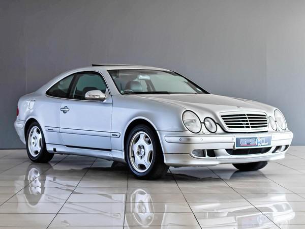 2001 Mercedes-Benz CLK-Class Clk 320 Elegance At  Gauteng Nigel_0