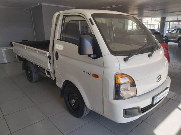 2018 Hyundai H100 Bakkie 2.6d Ac Fc Ds  North West Province Lichtenburg_0