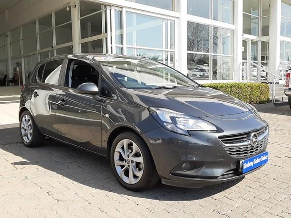 2017 Opel Corsa 1.0T Enjoy 5-Door Gauteng Midrand_0