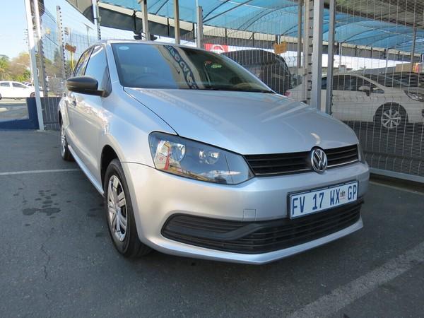 2017 Volkswagen Polo 1.2 TSI Trendline 66KW Gauteng Johannesburg_0