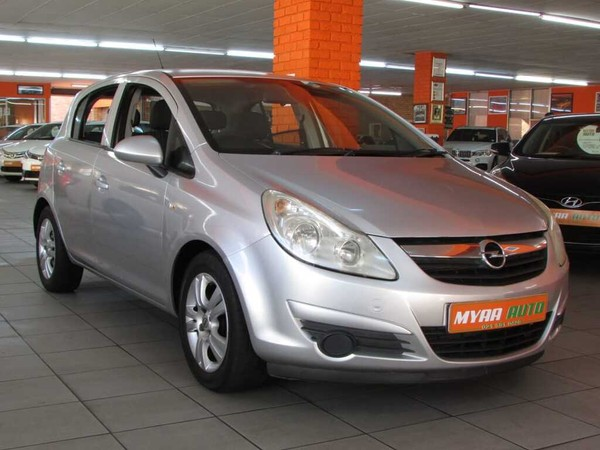2008 Opel Corsa 1.4 Enjoy 5dr  Western Cape Cape Town_0