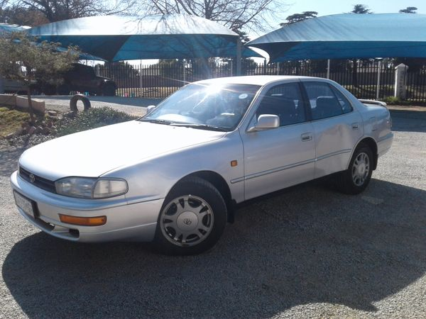 1993 Toyota Camry 300 Sei At  Gauteng Roodepoort_0
