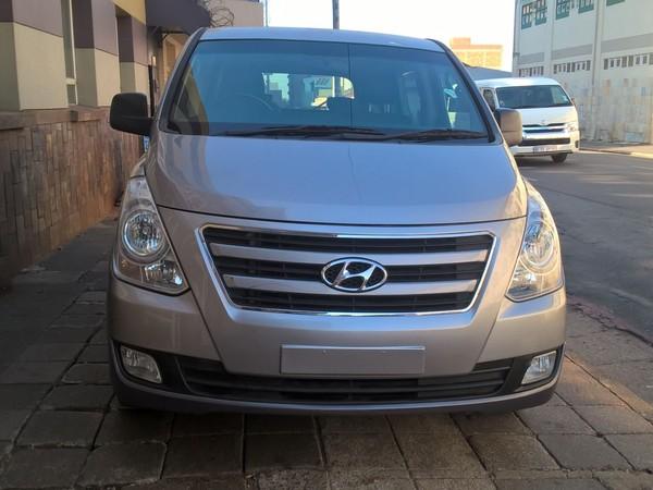 2017 Hyundai H1 2.5 CRDi Elite Auto 12-Seater Gauteng Johannesburg_0