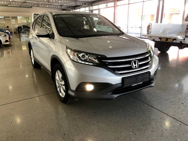 2014 Honda CR-V 2.0 Comfort Auto Mpumalanga Barberton_0