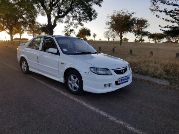 2004 Mazda Etude 160ise  Gauteng Pretoria West_0