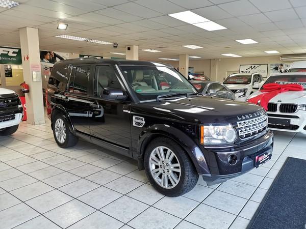 2011 Land Rover Discovery 4 3.0 Tdv6 Hse  Kwazulu Natal Pinetown_0