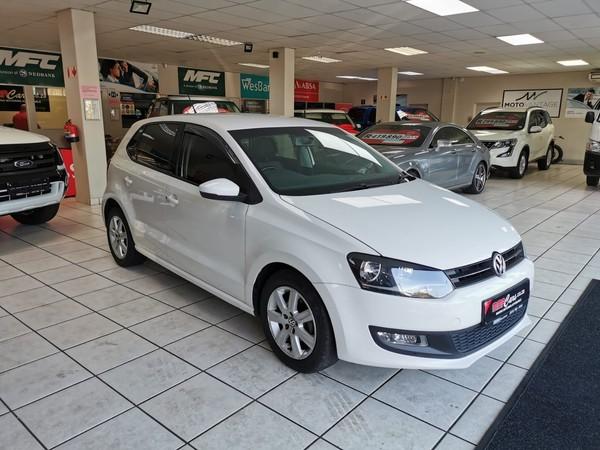 2011 Volkswagen Polo 1.6 Comfortline Tip  Kwazulu Natal Pinetown_0