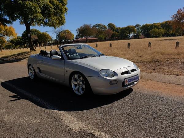 2001 MG Tf 118 VVC ROADSTER Gauteng Pretoria West_0