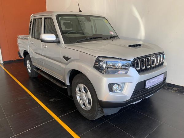 2020 Mahindra PIK UP Scoprio Pik Up S11 4X2 Automatic Gauteng Pretoria_0