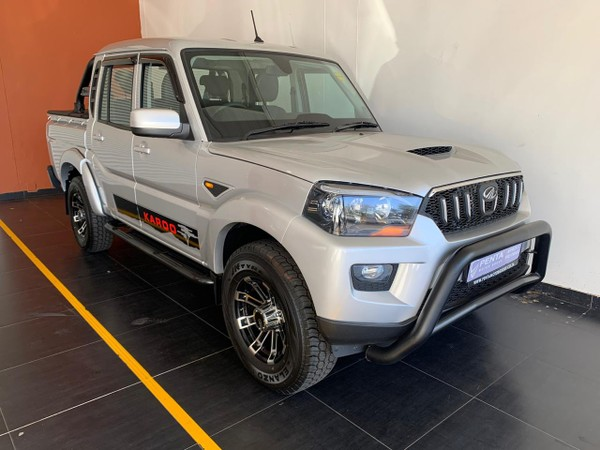 2020 Mahindra PIK UP Scoprio S10 2.2 4X2 Double Cab Gauteng Pretoria_0