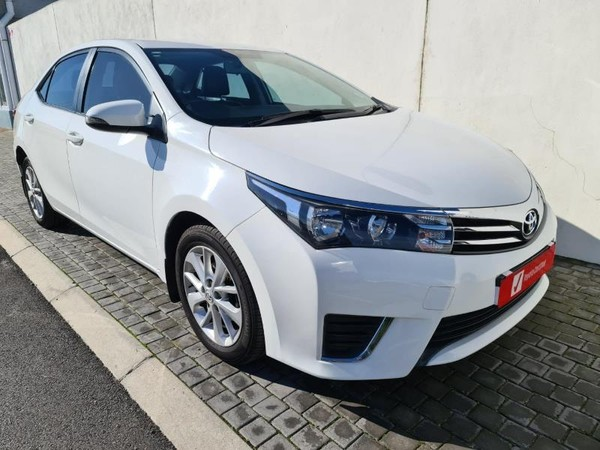 2014 Toyota Corolla 1.4D Prestige Western Cape Table View_0