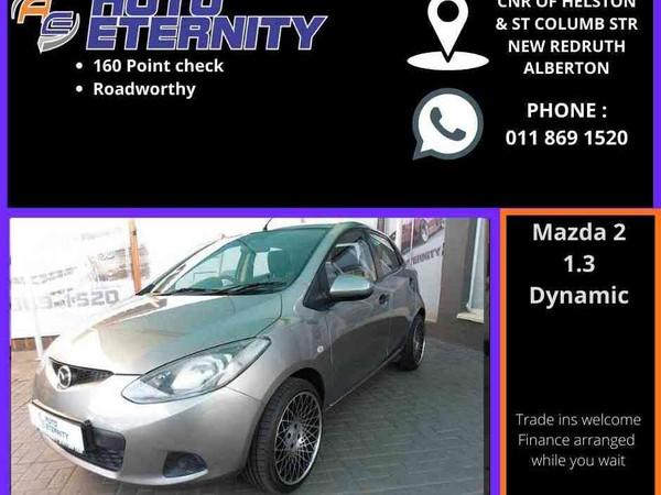 2010 Mazda 2 1.3 Dynamic 5dr  Gauteng Alberton_0