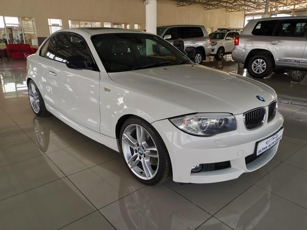 2011 BMW 1 Series 125i Coupe Sport At  Gauteng Boksburg_0