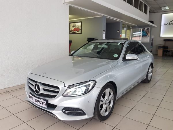 2015 Mercedes-Benz C-Class C180 Auto North West Province Brits_0