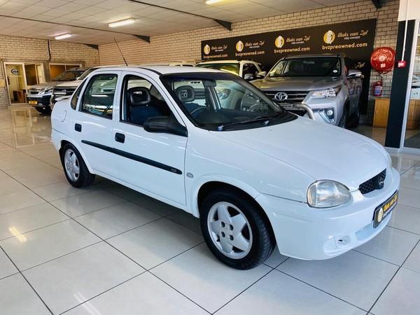 2003 Opel Corsa Classic 1.6i Cd Ac Ps  Western Cape Paarl_0
