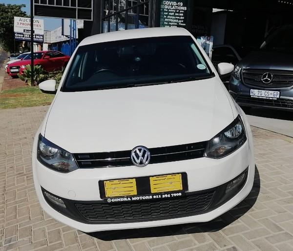 2013 Volkswagen Polo 1.4 Comfortline 5dr  Gauteng Kempton Park_0