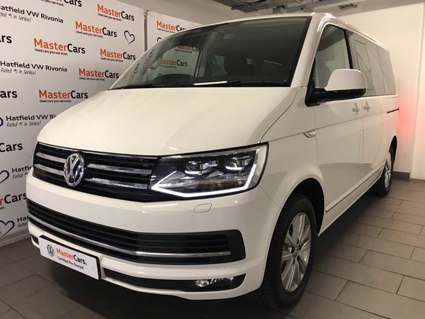 2018 Volkswagen Caravelle 2.0 BiTDi Highline DSG Gauteng Sandton_0