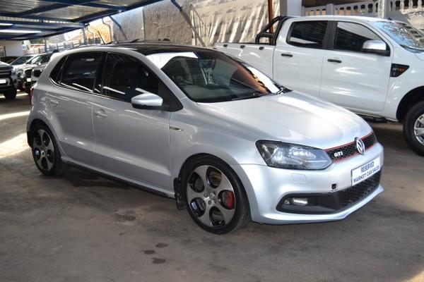 2014 Volkswagen Polo Gti 1.4tsi Dsg  Gauteng Johannesburg_0