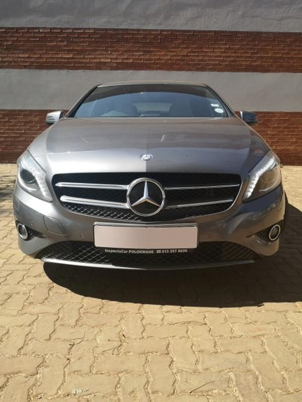 2016 Mercedes-Benz A-Class A 220d Urban Auto Limpopo Louis Trichardt_0
