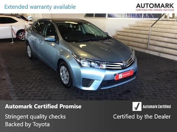 2016 Toyota Corolla 1.6 Esteem Gauteng Roodepoort_0