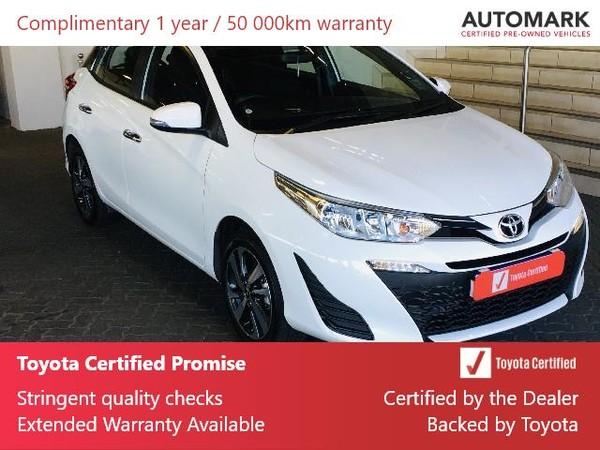 2019 Toyota Yaris 1.5 Xs CVT 5-Door Gauteng Roodepoort_0