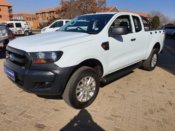 2016 Ford Ranger 2.2TDCi PU SUPCAB Gauteng Vanderbijlpark_0