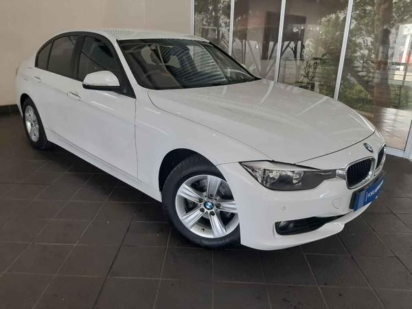 2015 BMW 3 Series 320i Auto Gauteng Midrand_0
