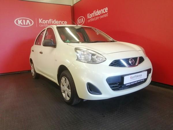 2017 Nissan Micra 1.2 Active Visia Gauteng Edenvale_0