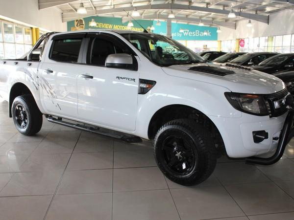 2015 Ford Ranger 2.2TDCi XLS Double Cab Bakkie Gauteng Alberton_0